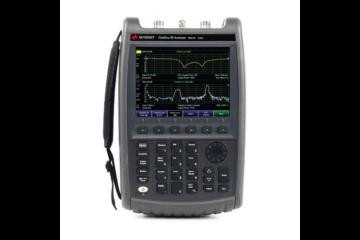N9912A FieldFox 핸드형 RF 분석기 (CAT+S/A+N/A)