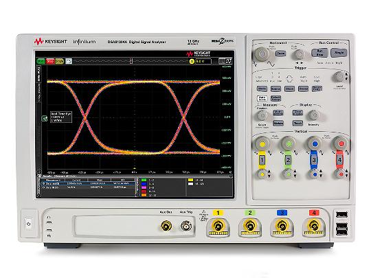 Keysight Used DSA91304A Oscilloscope